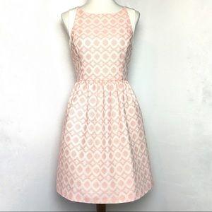 Jessica Simpson Fit & Flare Dress Sleeveless
